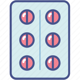 drugs, health, medicine, pills, vitamins icon
