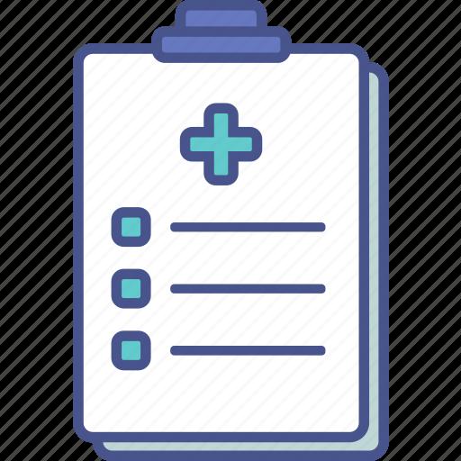 diagnosis, health, hospital, medical test icon