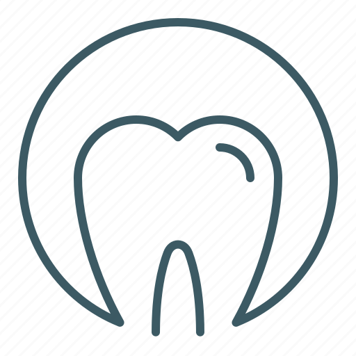 dental, dentist, health, molar, tooth icon