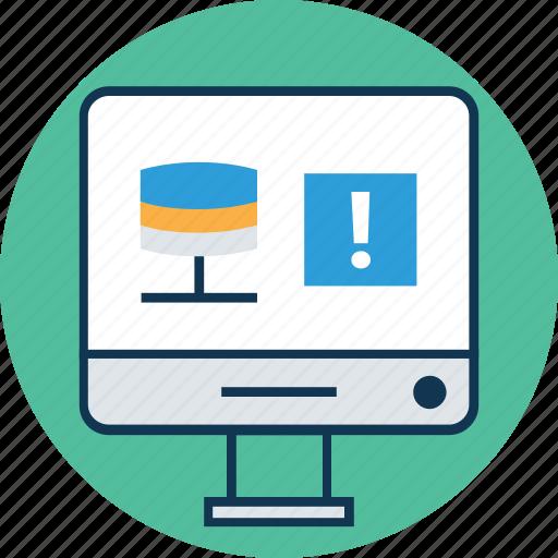 database, lcd, network server, networking, online server rack, server, server connection, web hosting icon