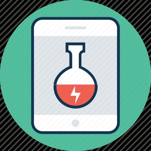 lab app, lab application, mobile app store, online laboratory, online testing, smartlab, smartphone application icon
