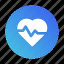 load, medicine, heart, care, cardiogram, health, pulse