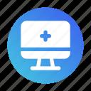 hospitalcomputerscreen, medical