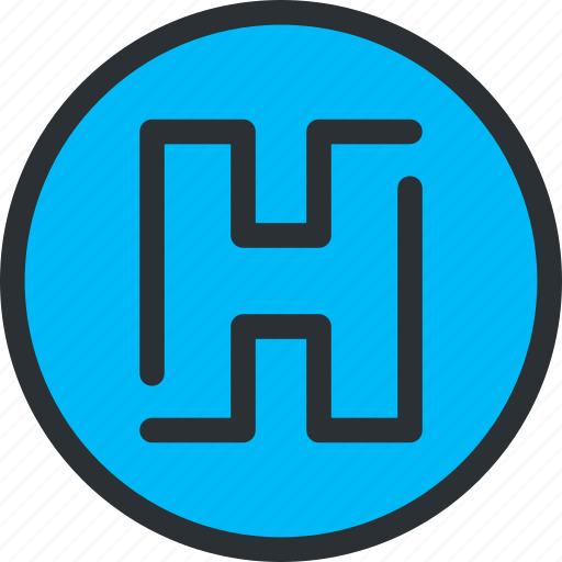 Health, healthcare, hospital, landing, medical, sign icon - Download on Iconfinder