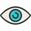 eye, health, knob, medical, oculist, optic, pupil