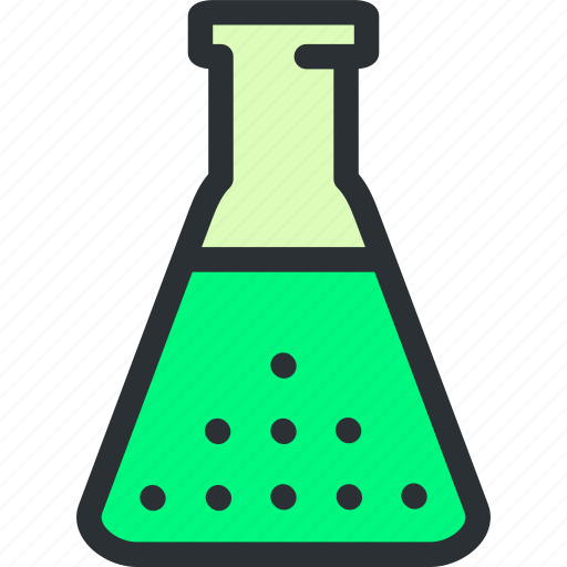 chemistry, exam, glass, health, medical, science, test icon