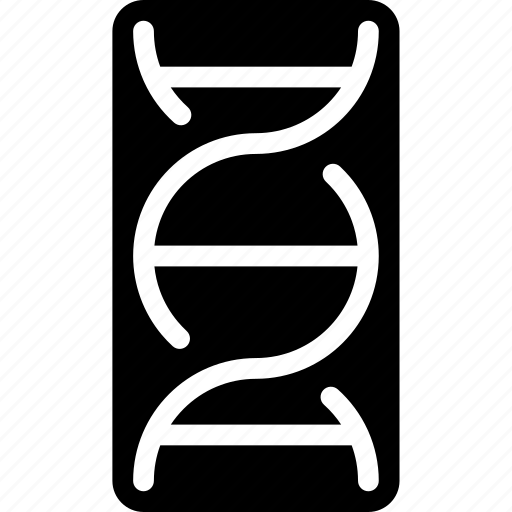dna, genes, genetics, health, helix, medical, science icon