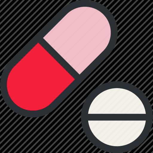 drug, health, medical, medications, medicine, meds, pills icon