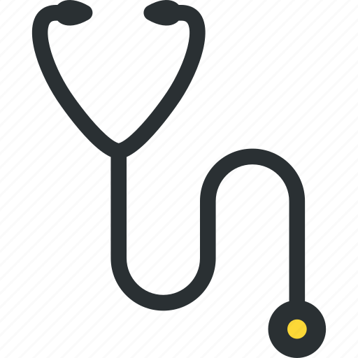 doctor, exam, examination, health, medical, stethoscope icon