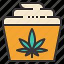 cannabis, cupcake, dessert, marijuana, sweet
