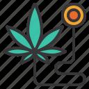 cannabis, doctor, marijuana, medical, medicine icon