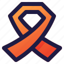 emergency, health, healthcare, hospital, medical, medicine, ribbon icon