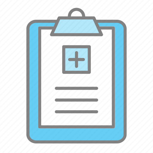 doctor, emergency, health, hospital, medical, medical forms, medical records icon