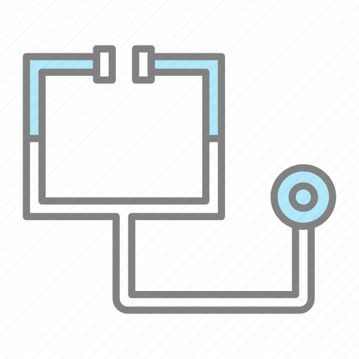 doctor, doctor's appointment, health, hospital, medical, primary care, stethoscope icon