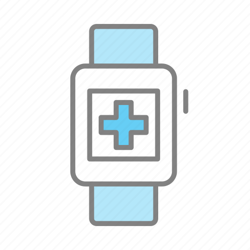 apple watch, doctor, emergency, health, hospital, medical, online medical icon