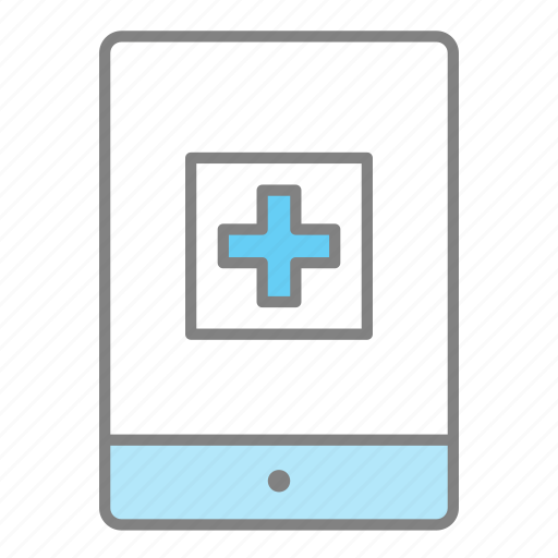 doctor, emergency, health, hospital, ipad medical, medical, physician icon