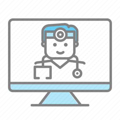 Doctor, emergency, health, hospital, medical, online medical, physician icon - Download on Iconfinder