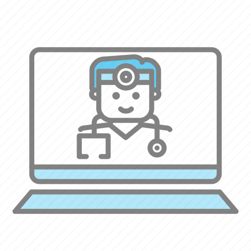 doctor, emergency, health, hospital, medical, online medical, primary care icon