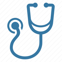 medical aid, medical help, stethoscope icon