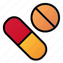 doctor, drug, healthcare, hospital, medicine, pharmacy, pill icon
