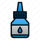 drops, drug, healthcare, hospital, medical, medicine, pharmacy icon