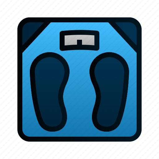 Body, healthcare, hospital, measurement, scale, weight icon - Download on Iconfinder