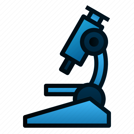 Experiment, hospital, laboratory, microscope, observation, research, science icon - Download on Iconfinder