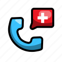 call, communication, medical, telephone