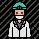 medical, doctor, surgeon, dentist, hospital, avatar