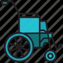 chair, health, hospital, medical, wheel, wheel chair