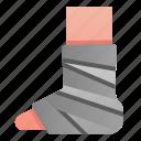 bandage, cast, healthcare, hospital, medical, plaster, wound