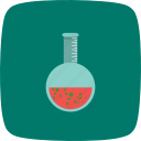 chemical, chemistry, equipment, experiment, flask, laboratory, science icon