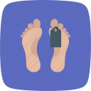 cadaver, dead, death, deceased, label, lifeless, toe tag icon