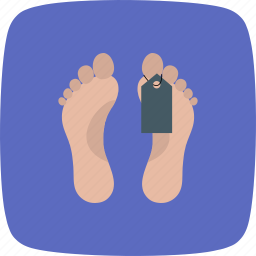dead, dead body, death, toe tag icon