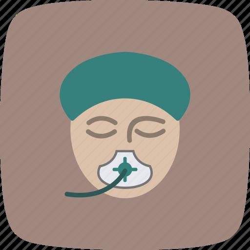 anasthesia, emergency, health, healthcare, hospital, medical, surgery icon