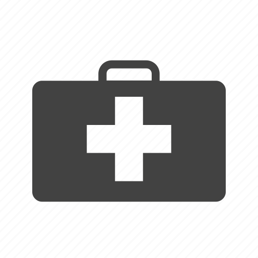 Box, emergency, first aid, health, kit, medical, safety icon - Download on Iconfinder