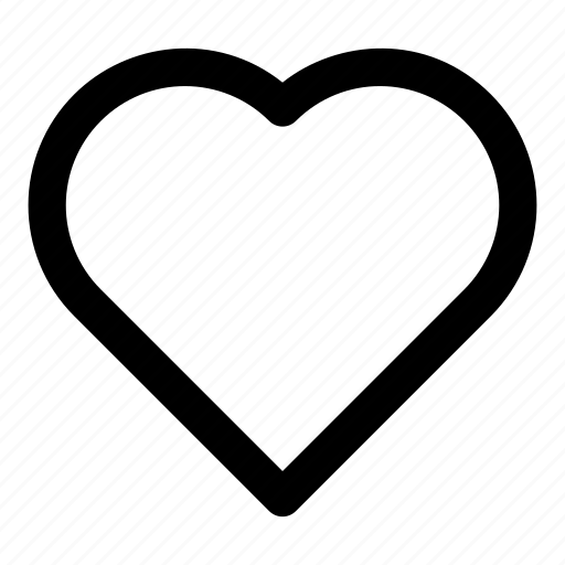 Favourite, heart, like, love, romantic icon - Download on Iconfinder