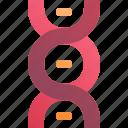 blood, dna, medical, molecule icon