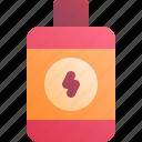 energy, health, medical, medicine, supplement icon