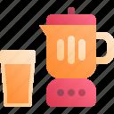 blender, drink, healthy, juice