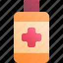 bottle, health, medical, medicine, pharmacy icon