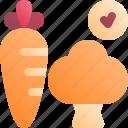 carrot, health, healthy, vegetable