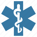 emergency, healthcare, medical icon