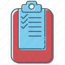 bill, checklist, health, icon, medical, paper icon