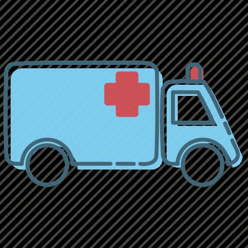 ambulance, car, health, icon, medical icon