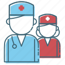 avatar, doctor, health, medical, nurse icon