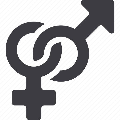 female, gender, male, sex icon