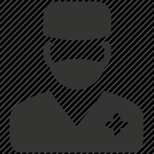 Doctor, surgeon icon - Download on Iconfinder on Iconfinder