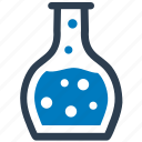 beaker, chemical, chemistry, research, science, tube icon