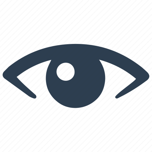 Eye, look, see, view, vision icon - Download on Iconfinder